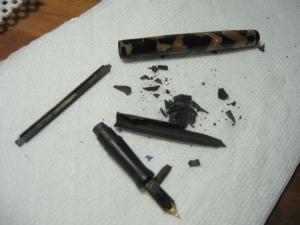 Hardened Pen Sac