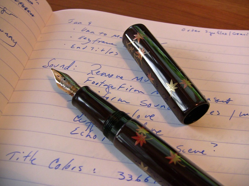 Danitrio Fellowship Fountain Pen
