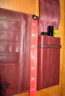 Visconti pen case