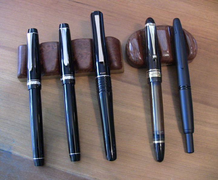 Pilots left to right: Heritage 91, Heritage 91, Bamboo, 823, Vanishing Point