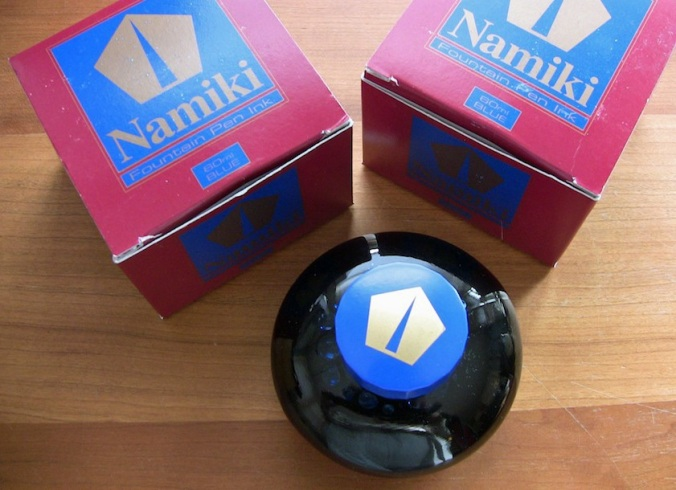 Namiki Blue 60ml