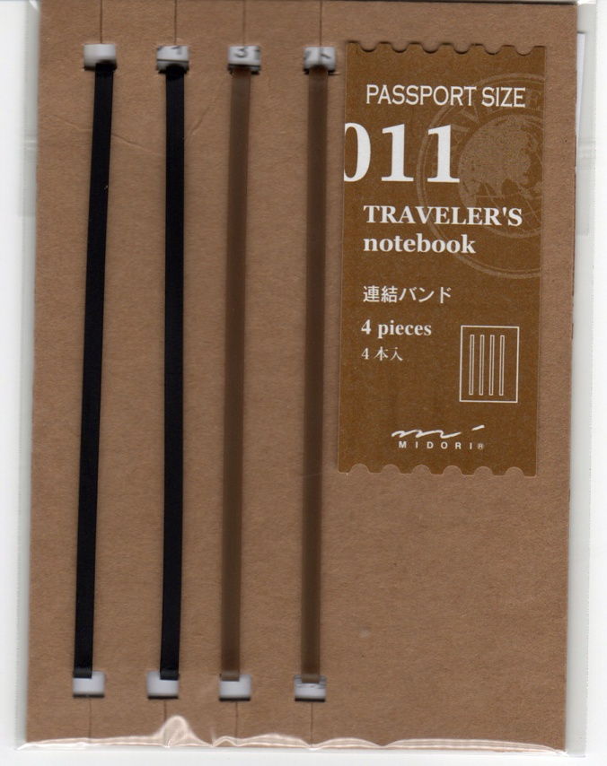 Package of Midori bands