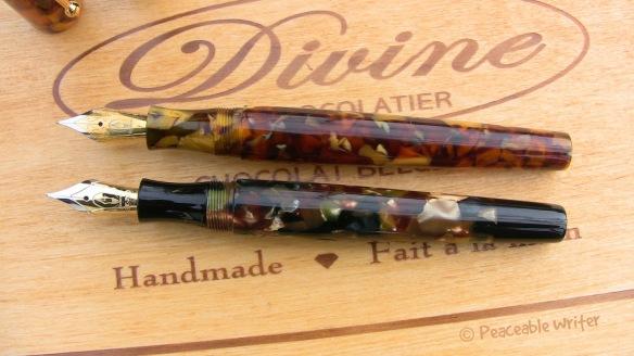 Tale of a Vandal Pen Collector: Edison Glenmont – Peaceable